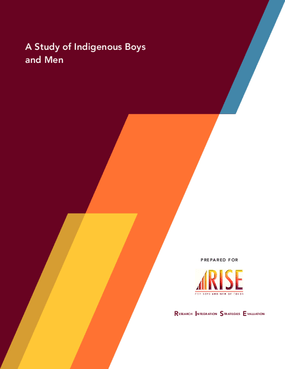 A Study of Indigenous Boys and Men