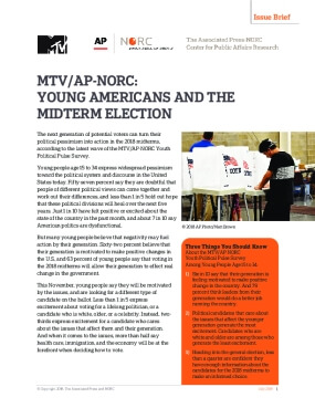 Young Americans and the Midterm Election