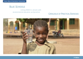 Blue Schools: Linking WASH in schools with environmental education and practice - Catalogue of Practical Exercises, 1st Edition